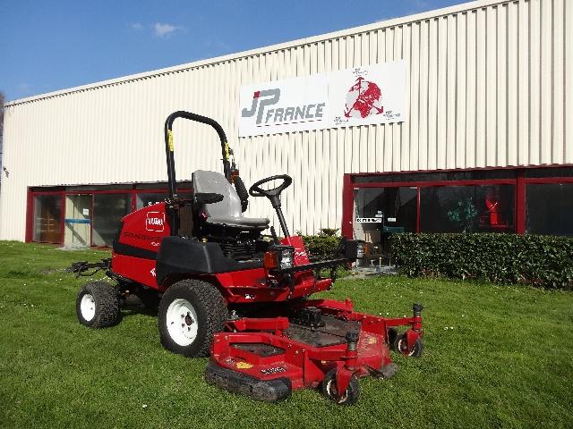 Jp france tondeuse toro ground master 3280d diesel - Tracteur tondeuse coupe frontale d occasion ...