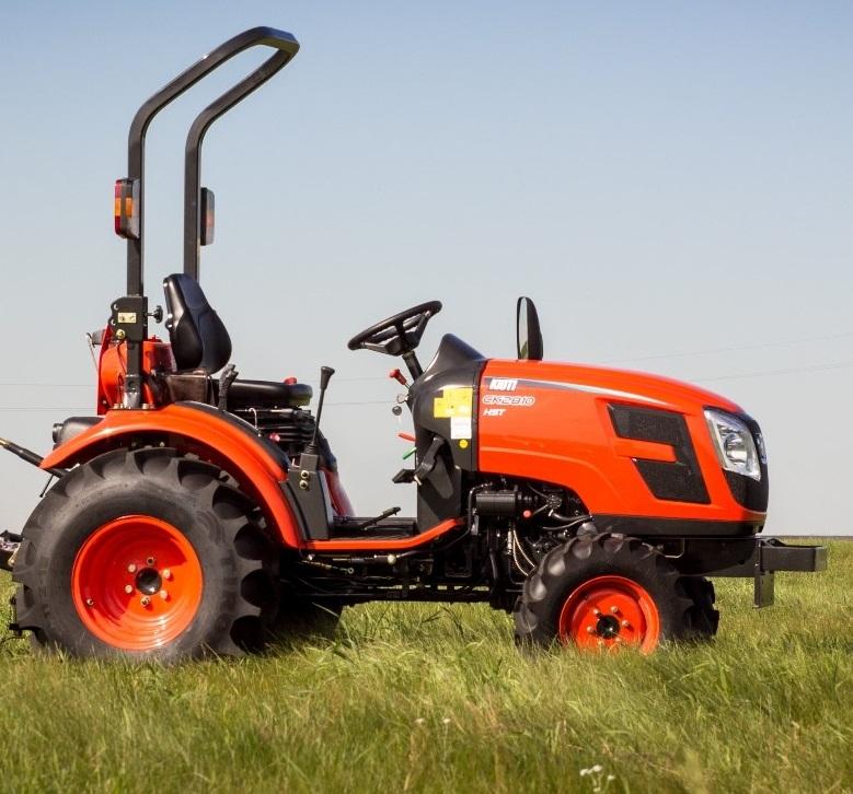 JP FRANCE - KIOTI CK2810 28CV HST ou MECA roues agraires